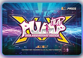 Pump It Up Ampass Card
